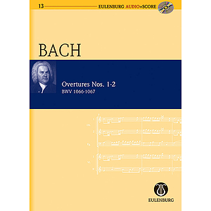 Overtures Nos. 1-2 BWV 1066-1067
