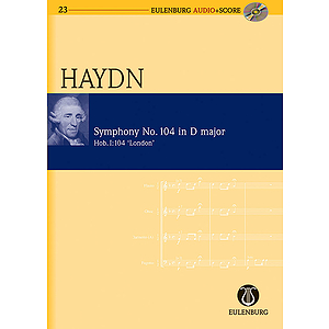Symphony No. 104 in D Major (Salomon) Hob. I: 104 London No. 7