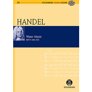 Water Music HWV 348-350