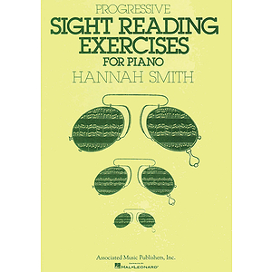 Progressive Sight Reading Exercises