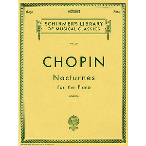 NOCTURNES FOR PIANO VOL30