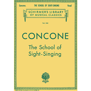 School of Sight-Singing