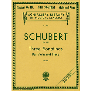 Three Sonatinas, Op. 137