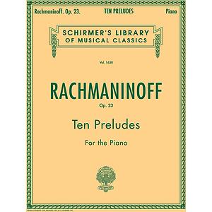 10 Preludes, Op. 23