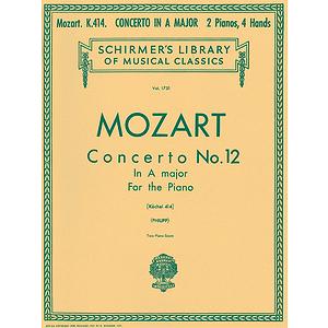 Concerto No. 12 in A, K.414