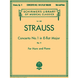 Concerto No. 1 in E Flat Major, Op. 11