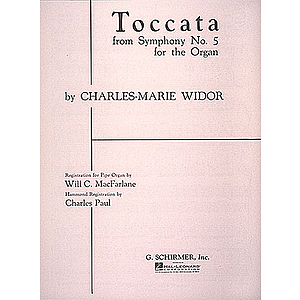 Toccata (from Symphony No. 5)