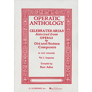Operatic Anthology - Volume 1