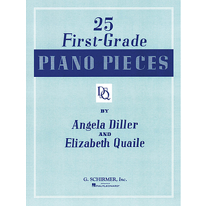 25 First Grade Piano Pieces
