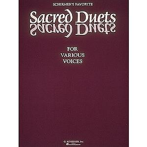 Schirmer's Favorite Sacred Duets