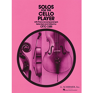 Solos for the Cello Player