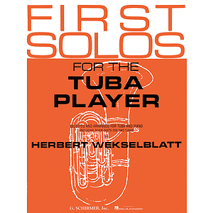 First Solos for the Tuba Player