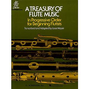 Treasury of Flute Music