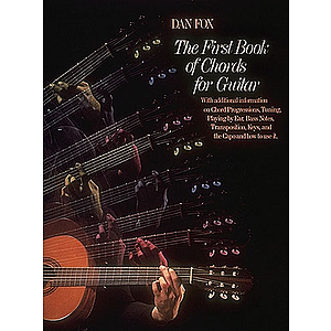 The First Book of Chords for the Guitar