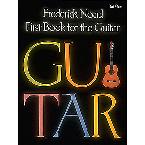 First Book for the Guitar - Part 1