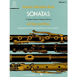 Sonatas for Flute and Piano, Vol. 2