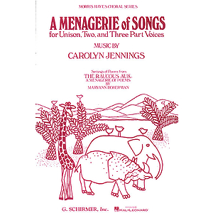 Menagerie Of Songs, A