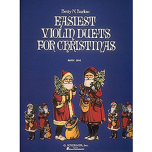 Easiest Christmas Duets - Book 1