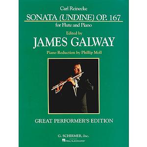 Sonata (Undine), Op. 167