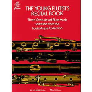 Young Flutist's Recital Book - Volume 1