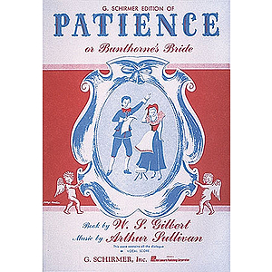 Patience (or Bunthorne's Bride)