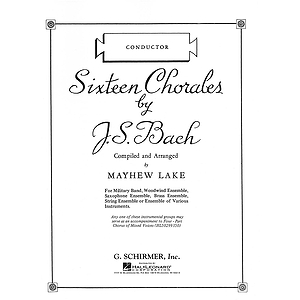 Sixteen Chorales