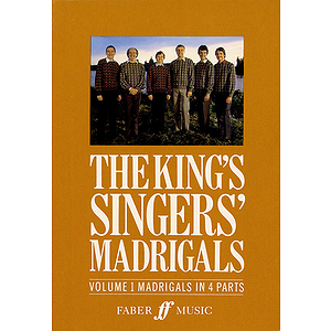 The King's Singers' Madrigals (Vol. 1) (Collection)