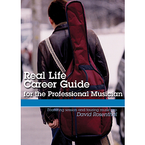 Real Life Career Guide for the Professional Musician (DVD)