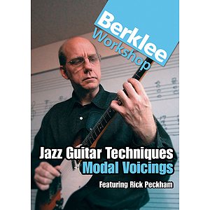 Jazz Guitar Techniques: Modal Voicings (DVD)