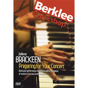 JoAnne Brackeen - Preparing for Your Concert (DVD)