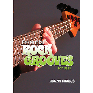 Essential Rock Grooves for Bass (DVD)