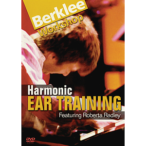 Harmonic Ear Training (DVD)