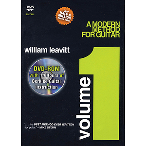 A Modern Method for Guitar - Volume 1 (DVD)