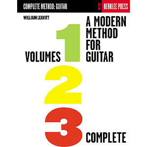 A Modern Method for Guitar - Volumes 1, 2, 3 Complete