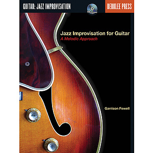 Jazz Improvisation for Guitar