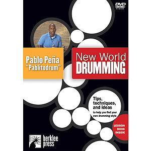 New World Drumming (DVD)