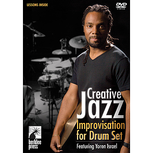 Creative Jazz Improvisation for Drum Set (DVD)