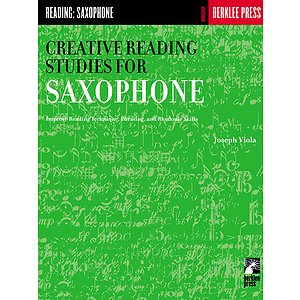Creative Reading Studies for Saxophone