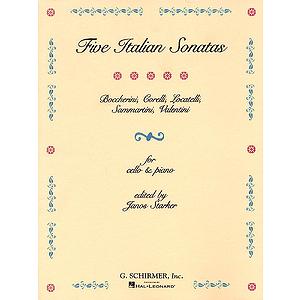 5 Italian Sonatas