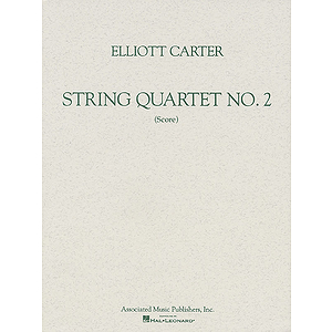 String Quartet No. 2 (1959)