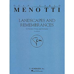 Landscapes & Remembrances