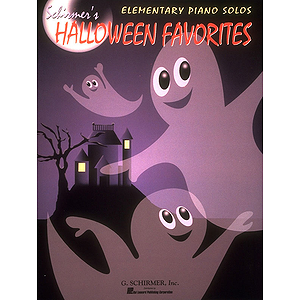 Schirmer's Halloween Favorites