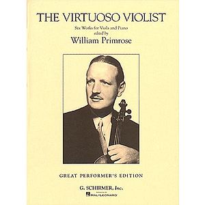 The Virtuoso Violist