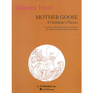 Mother Goose Suite (Five Children's Pieces)