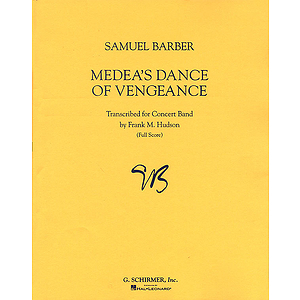 Medeas Dance of Vengeance, Op. 23a