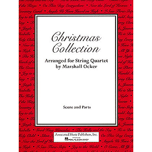 Christmas Collection - St4tet (For String Quartet-Score &amp; Parts)