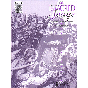 12 Sacred Songs - Low Voice