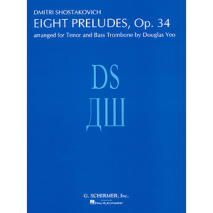 Eight Preludes, Op. 34