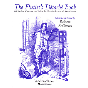 The Flutist's Detache Book