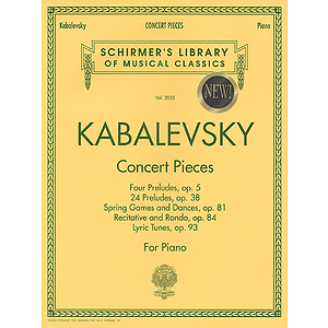 Concert Pieces
